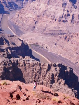 Photo of Las Vegas Grand Canyon and Hoover Dam Day Trip from Las Vegas with Optional Skywalk Breataking.