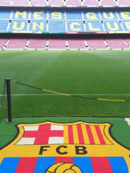 Barça's pitch, Rosane - August 2013