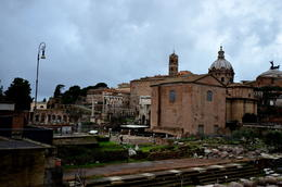 Photo of Rome Skip the Line: Ancient Rome and Colosseum Half-Day Walking Tour General View of the Roman Forum and Ruins