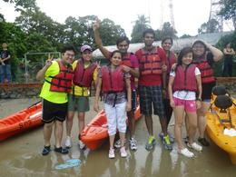 Photo of Singapore Pulau Ubin Mangrove Kayak Adventure from Singapore Group photo!
