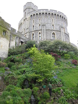 The Windsor Castle Gardens. , Mary R - May 2012