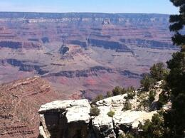 Photo of Las Vegas Deluxe Grand Canyon South Rim Airplane Tour Just like a postcard