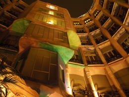 Photo of Barcelona Gaudí's La Pedrera at Night: A Behind-Closed-Doors Tour in Barcelona La Padrera at night