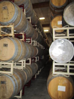 Barrels of wine , lstoli04 - January 2011
