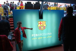 Our feelings about the Camp Nou vs the Bernabeu! , SAM K - April 2014