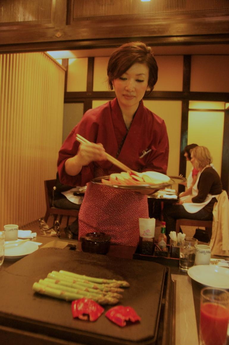 Our personal chef - Tokyo