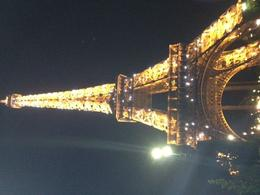 Just arrived in Paris (night before the London Day Trip)! , Mervin J - June 2012