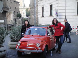 Photo of Rome Small-Group Rome Food Walking Tour: Trastevere, Campo de' Fiori and Jewish Ghetto Rome food walking tour