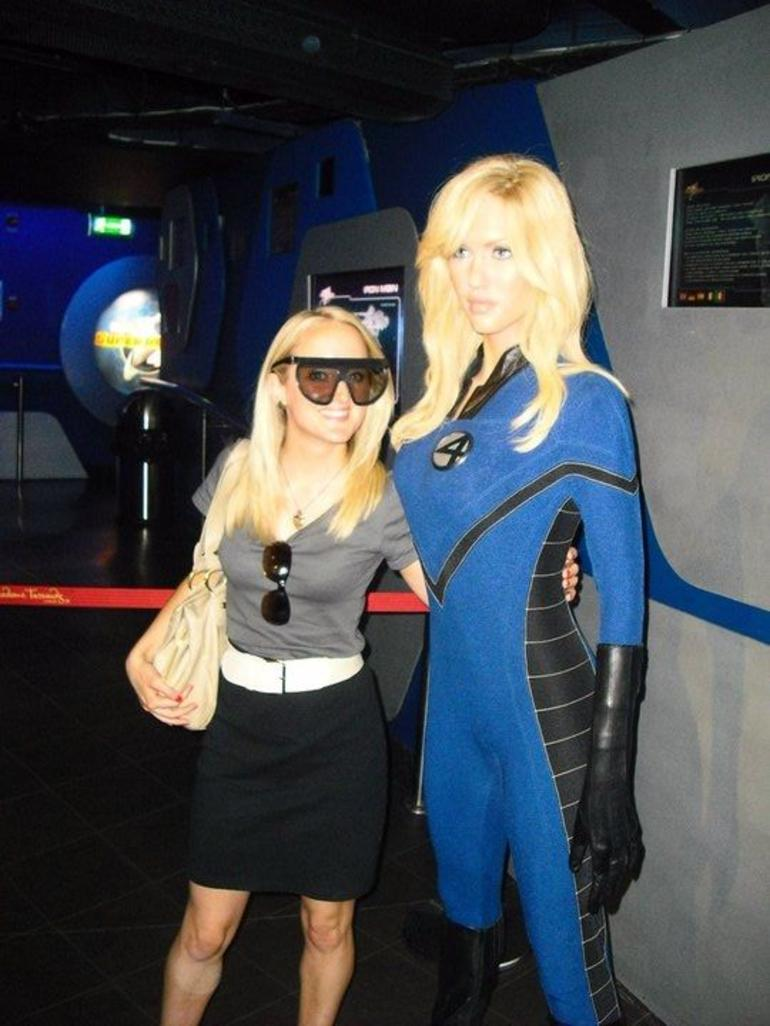 Skip the Line: Madame Tussaud's London, Marvel Superheroes - London
