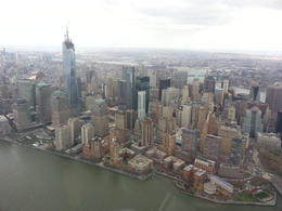 Photo of New York City Big Apple Helicopter Tour of New York survol de Mannhatan