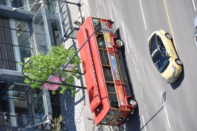The Trolley bus - Vancouver