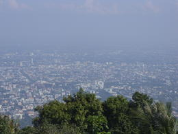 Photo of Chiang Mai Chiang Mai City and Temples Half-Day Tour Veiw from the temple on the hill.