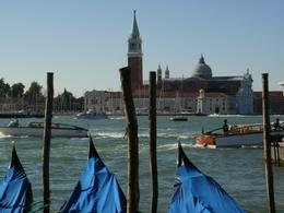 Looking out on the grand canal, KAREN D - September 2010