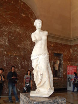 Photo of Paris Paris in One Day Sightseeing Tour Venus de milo