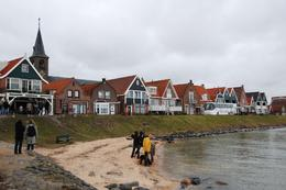 Beautiful house at Volendam., Nay L - March 2010