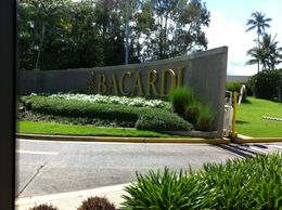 Entrance to the Casa Bacardi , Norman R - October 2015