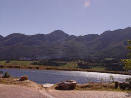 Beautiful scenery of Cape Winelands, Brian B - September 2010