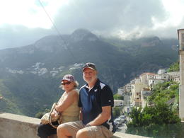 Photo of Sorrento Small-group tour of Amalfi Coast Tour from Sorrento Including Lunch Above Amalfi