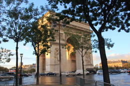 Photo of Paris Paris City Tour, Seine River Cruise and Eiffel Tower Ars de Triumphe