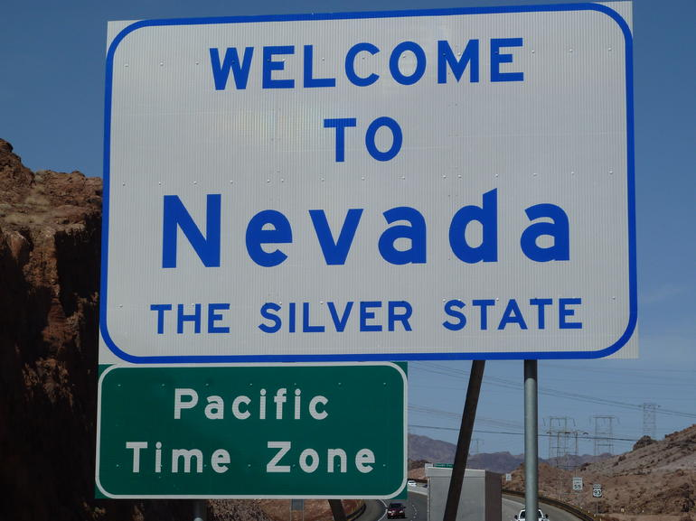 Back to Nevada - Las Vegas