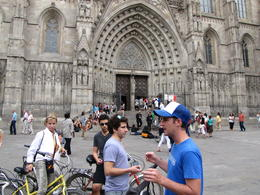 Photo of Barcelona Barcelona Half-Day Bike Tour BARCELONA 025