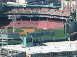 Fenway Park - home of The Boston Red Sox , JAYNE S - October 2011