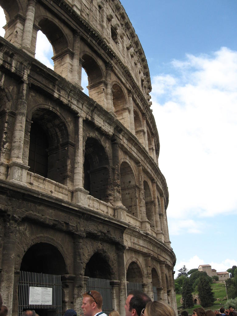 Colosseum - 16th Sept 2012 - Rome
