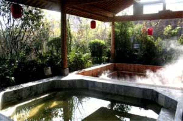 Hot Springs Spa - Xian