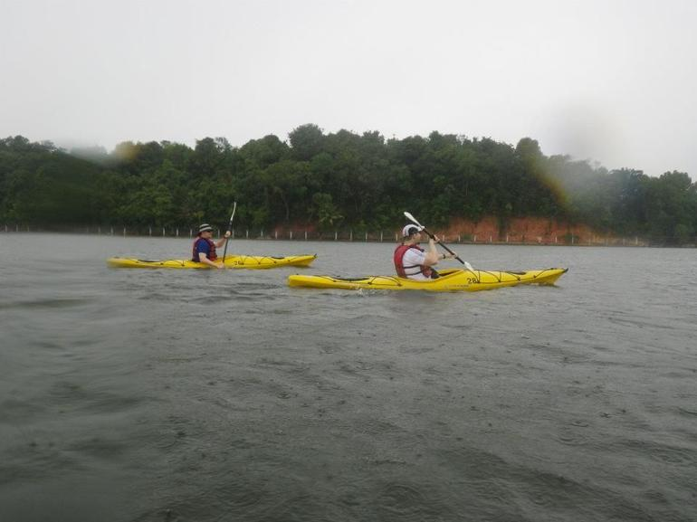 Kayaking - Singapore
