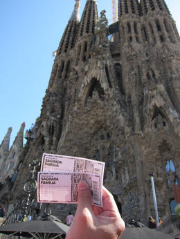 Photo of Barcelona Skip the Line: Barcelona Sagrada Familia Tour La Sagrada Familia