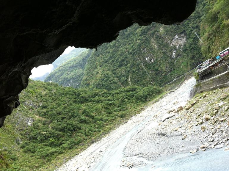 Looking from under a rock! - Taiwan