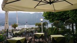 Photo of Milan Lake Como Day Trip from Milan Lucky me Lunch with a view