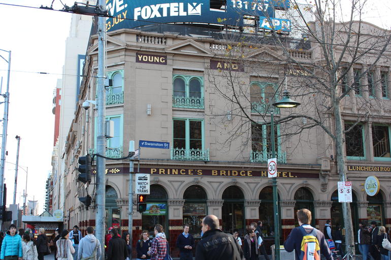 Melbourne Lanes and Arcades Walking Tour - Melbourne