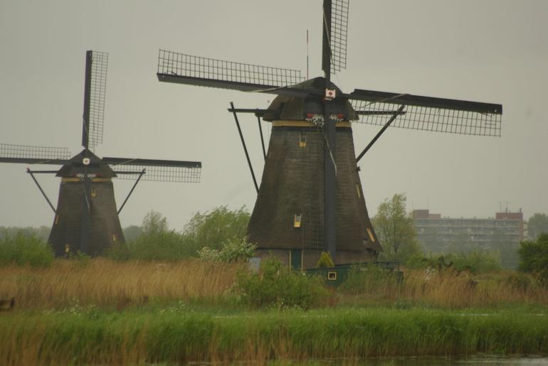 More windmills - Amsterdam