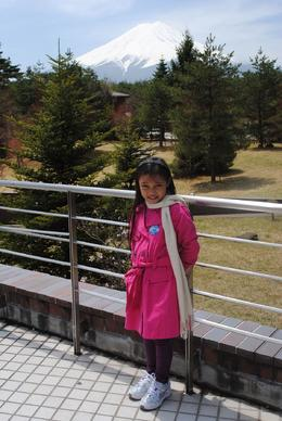 Photo of Tokyo Mt Fuji, Lake Ashi and Bullet Train Day Trip from Tokyo My little girl Alexis