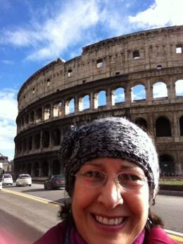 Photo of Rome Ancient Rome Half-Day Walking Tour the coloseo