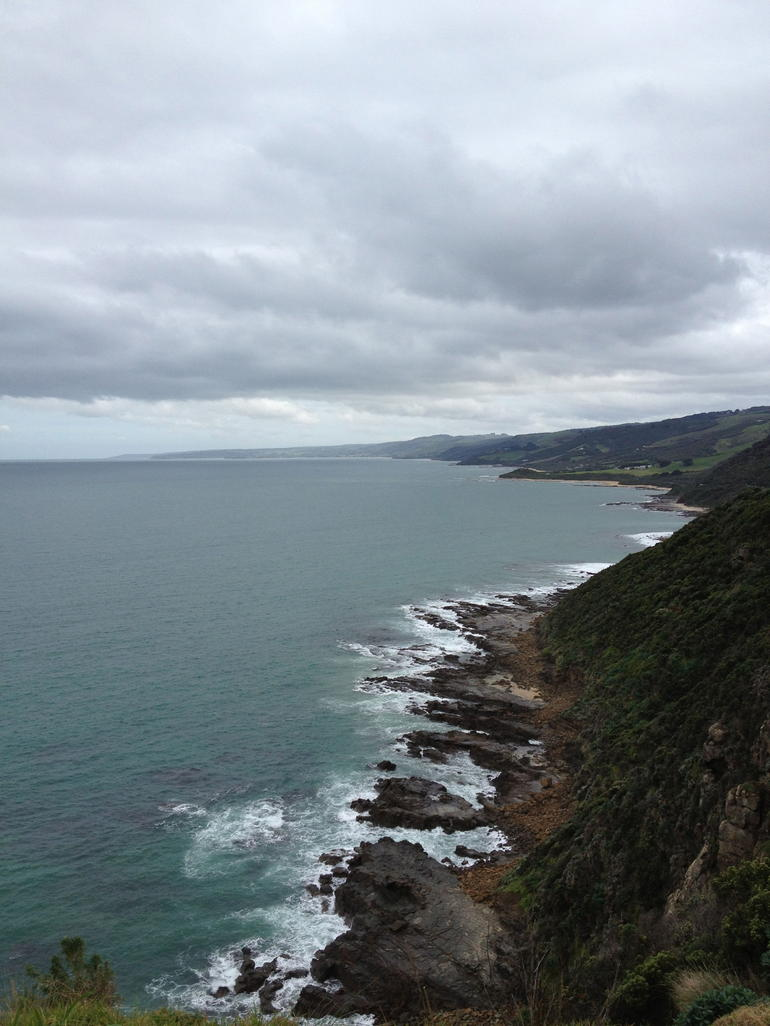 The great ocean road! -