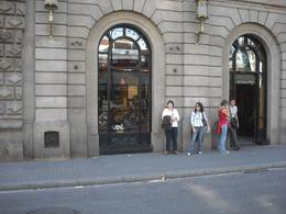 Photo of Barcelona Tapas Evening Walking Tour of Barcelona The meeting place for the tour.