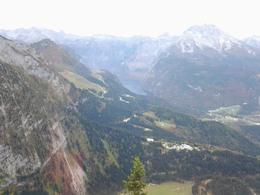 Photo of Munich Berchtesgaden and Eagle's Nest Day Tour from Munich Alpes view