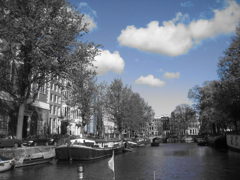 Canals of Amsterdam - Brussels