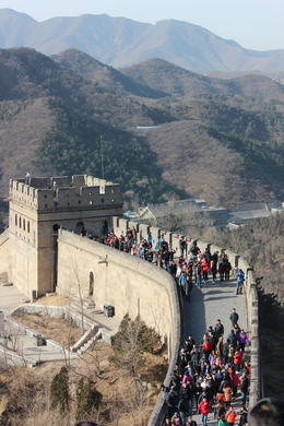 Photo of Beijing Private Custom Tour: Beijing in One Day Crowded