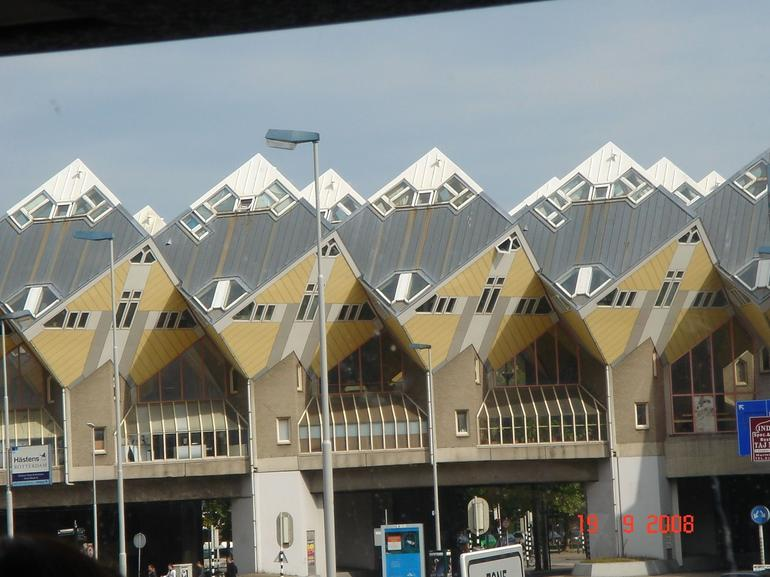 Cubic houses - Amsterdam
