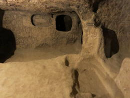 Photo of   Exploring the Kaymakli Underground City