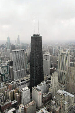 That building was so tall!, Katie Aune - February 2013