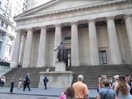 Photo of New York City Viator Exclusive: Statue of Liberty Monument Access and 9/11 Memorial History in the Wall Street area
