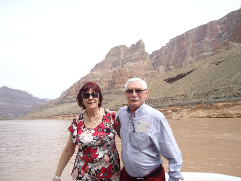 On the Colorado River - Grand Canyon National Park