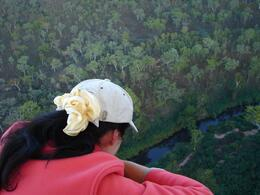 Photo of Cairns & the Tropical North Hot Air Ballooning Tour from Cairns Searching for kangaroos