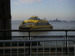 Photo of New York City Private Economy Departure Transfer: Manhattan Hotels to New York Airports The river taxi