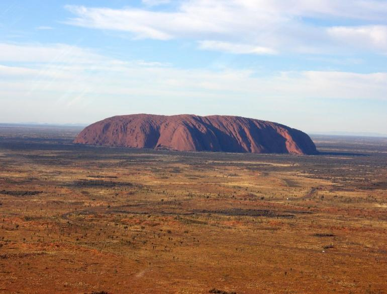 Uluru (Ayers Rock) Helicopter Tour - Ayers Rock