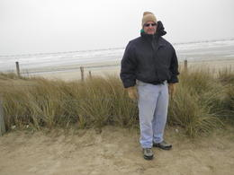 A very cold and windy day in late March 2013. , Mike H - March 2013